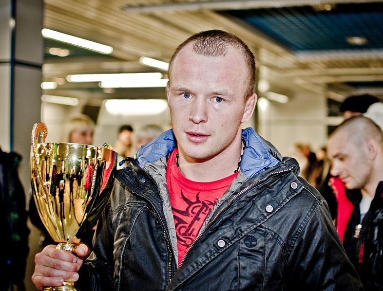 Мастер-класс Александра Шлеменко